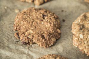 Bezglutenowe ciasteczka dyniowe - Obite Gary