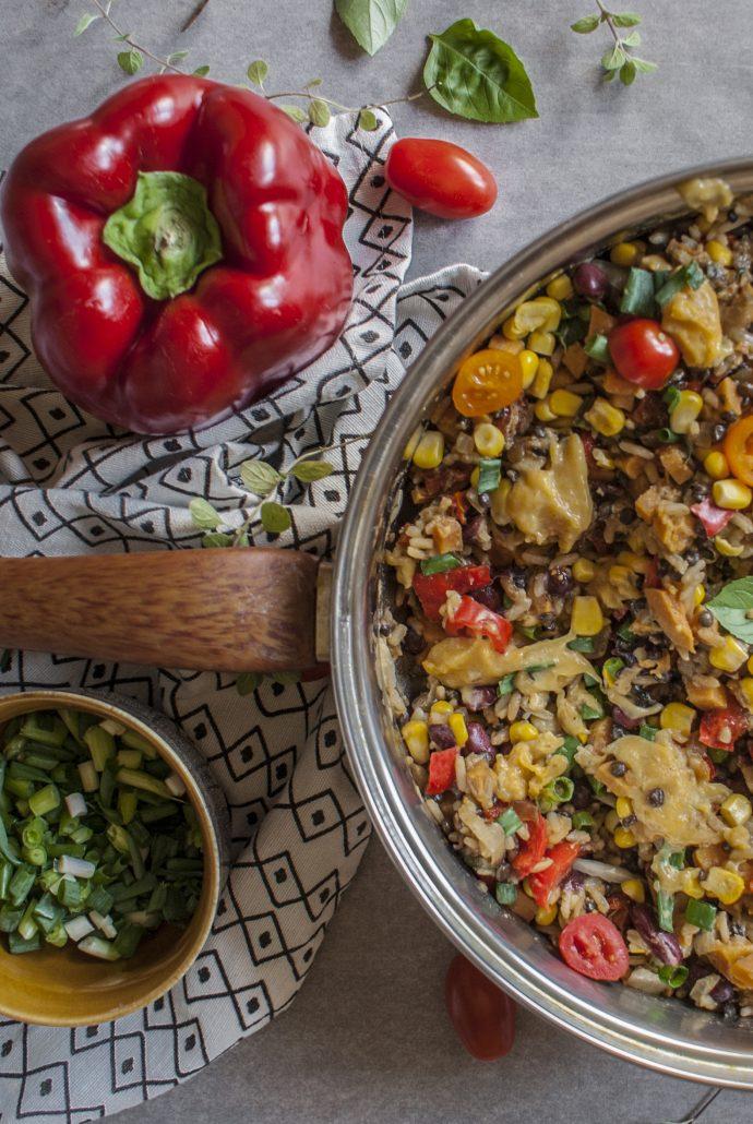 meksykańskie danie jednogarnkowe